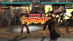 Tekken - Dark Resurrection PSP 050