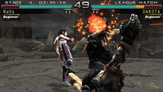 Tekken - Dark Resurrection PSP 075