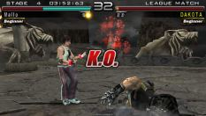 Tekken - Dark Resurrection PSP 077