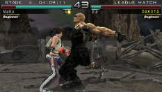 Tekken - Dark Resurrection PSP 082