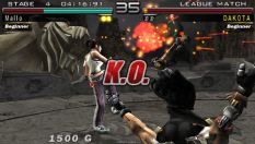 Tekken - Dark Resurrection PSP 083