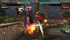 Tekken - Dark Resurrection PSP 088
