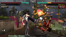 Tekken - Dark Resurrection PSP 089