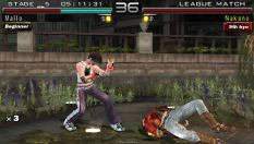 Tekken - Dark Resurrection PSP 096