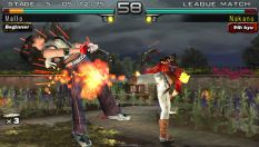 Tekken - Dark Resurrection PSP 098