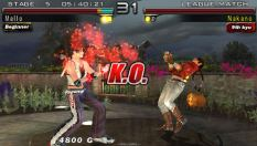Tekken - Dark Resurrection PSP 101