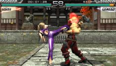 Tekken - Dark Resurrection PSP 112