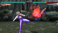 Tekken - Dark Resurrection PSP 122
