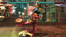 Tekken - Dark Resurrection PSP 129