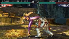 Tekken - Dark Resurrection PSP 137