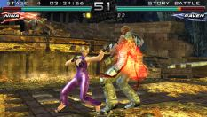 Tekken - Dark Resurrection PSP 140
