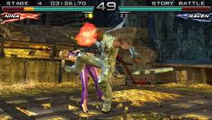 Tekken - Dark Resurrection PSP 141