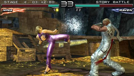 Tekken - Dark Resurrection PSP 143