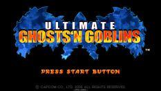 Ultimate Ghosts N Goblins PSP 01