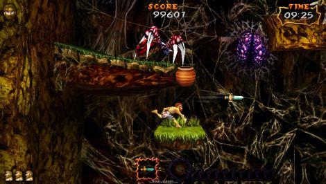 Ultimate Ghosts N Goblins PSP 61