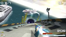 Wipeout Pure PSP 005