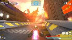 Wipeout Pure PSP 022
