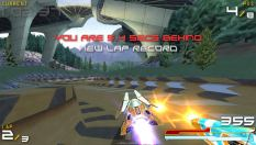 Wipeout Pure PSP 080