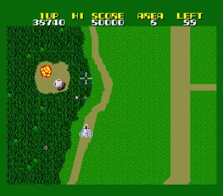 Xevious - Fardraut Saga MSX 042