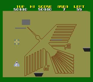 Xevious - Fardraut Saga MSX 056