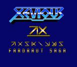 Xevious - Fardraut Saga MSX 094