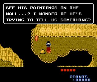 Zoda's Revenge - Startropics 2 NES 012