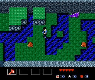 Zoda's Revenge - Startropics 2 NES 020