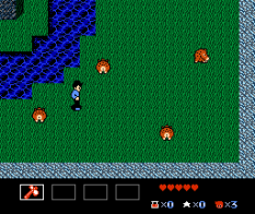 Zoda's Revenge - Startropics 2 NES 022