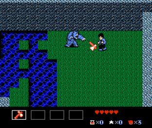 Zoda's Revenge - Startropics 2 NES 023