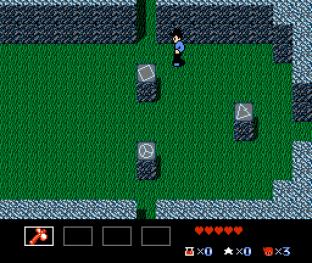 Zoda's Revenge - Startropics 2 NES 031