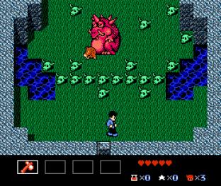 Zoda's Revenge - Startropics 2 NES 034