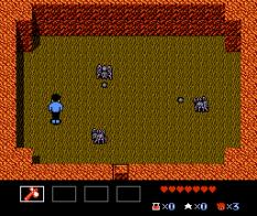 Zoda's Revenge - Startropics 2 NES 054