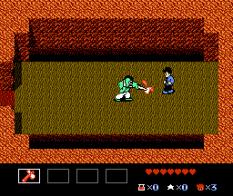 Zoda's Revenge - Startropics 2 NES 055