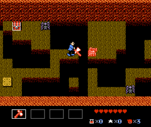Zoda's Revenge - Startropics 2 NES 056
