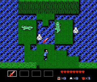Zoda's Revenge - Startropics 2 NES 089