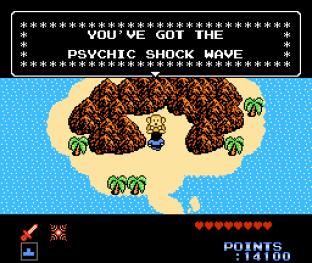 Zoda's Revenge - Startropics 2 NES 097