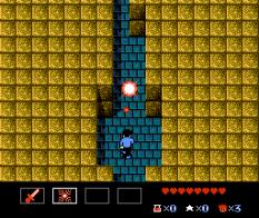 Zoda's Revenge - Startropics 2 NES 098