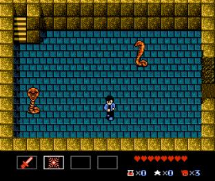 Zoda's Revenge - Startropics 2 NES 100