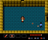 Zoda's Revenge - Startropics 2 NES 105