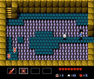 Zoda's Revenge - Startropics 2 NES 108