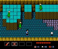 Zoda's Revenge - Startropics 2 NES 110