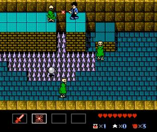 Zoda's Revenge - Startropics 2 NES 111