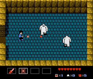 Zoda's Revenge - Startropics 2 NES 119