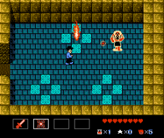 Zoda's Revenge - Startropics 2 NES 120