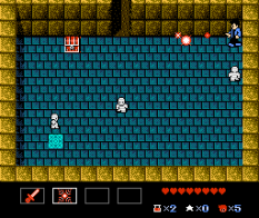 Zoda's Revenge - Startropics 2 NES 121
