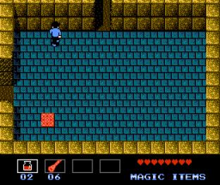 Zoda's Revenge - Startropics 2 NES 122