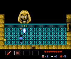 Zoda's Revenge - Startropics 2 NES 128