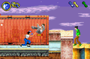 Bruce Lee - Return of the Legend GBA 045