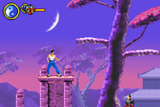 Bruce Lee - Return of the Legend GBA 087