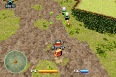 Car Battler Joe GBA 077
